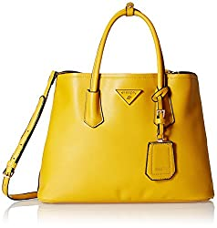 Elespry Women's Handbag (Yellow) (JD-31516-YW)