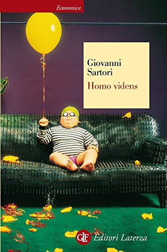 homo-videns-televisione-e-post-pensiero-italian-edition
