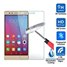 Huawei P9 Plus Screen Protector, IVSO Huawei P9 Plus Ultra-thin 9H Hardness Highest Quality HD clear& Premium Tempered Glass Screen Protector for Huawei P9 Plus Phone (1pcs)