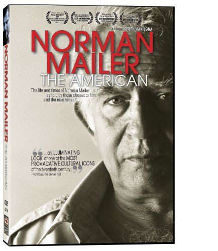 Cover art for  Norman Mailer: The American