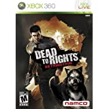 Dead to Rights: Retribution - Xbox 360 ~ Namco
