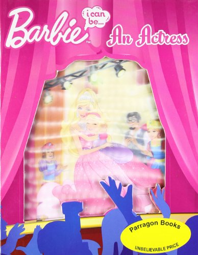 Barbie: I Can Be An Actress (Barbie I Can Be Actress compare prices)