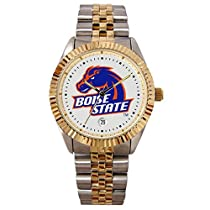Boise State Broncos Suntime Mens Executive Watch - NCAA College Athletics