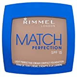 Rimmel Match Perfection Cream Compact Foundation Classic Beige