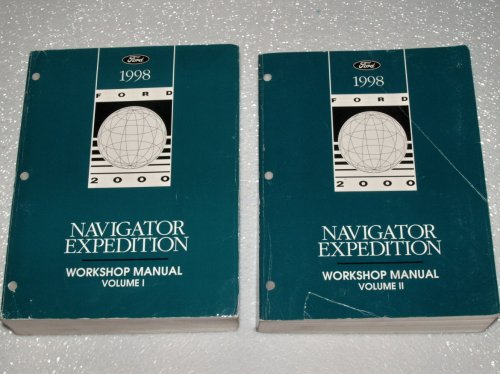 1998-navigator-ford-expedition-workshop-manuals-2-volume-set