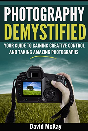 Photography Demystified by David Mckay ebook deal