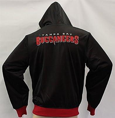 Tampa Bay Buccaneers Script Reversible Hoodie Jacket