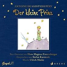 Der kleine Prinz (       gekürzt) von Antoine de Saint-Exupéry Gesprochen von: Stefan Kaminski