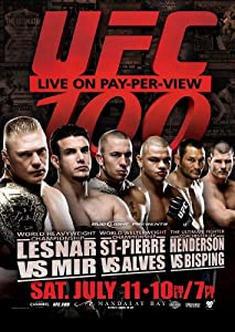 UFC 100: Lesnar vs. Mir / St-Pierre vs Alves / Henderson vs Bisping