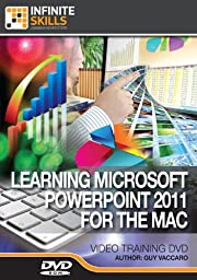 Learning Microsoft PowerPoint 2011 for Mac [Download]
