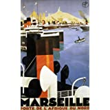 Poster for Marseille (V&A Custom Print)