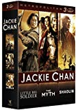 Jackie Chan - Coffret 3 films : Little Big Soldier + The Myth + Shaolin - La légende des moines guerriers