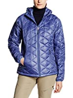 Columbia Chaqueta Guateada Trask Mountain 650 Turbo Down (Morado)