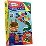 Colorforms 3D Deluxe Play Set - Eric Carle Very Hungry Caterpillar