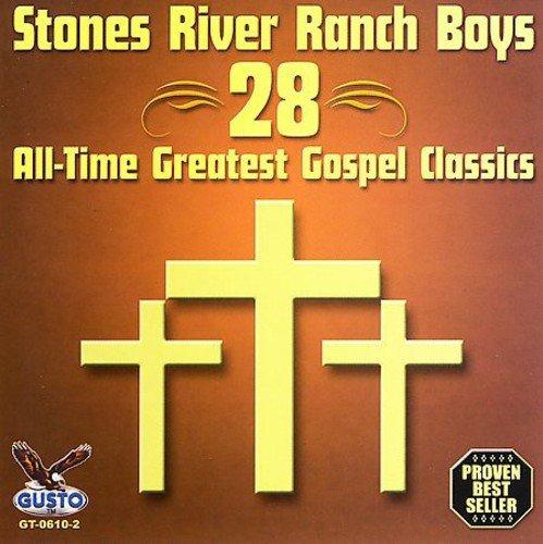 CD : Stones River Ranch Boys - 28 All Time Greatest Gospel Classics (CD)