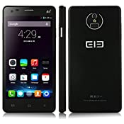 "Amazon.com: Original Unlocked Elephone P3000S 4G FDD LTE 5.0"" MTK6592+6290 1.7Ghz Qcta Core Android 4.4 2G RAM+16G ROM GPS Smart Bar Phone(Black): Cell Phones & Accessories"