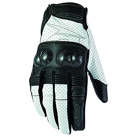 AXO mS4L0029 w00 xT gants pro race evo, taille xL (blanc)