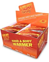 Heat Factory Hand Warmers 80 Count