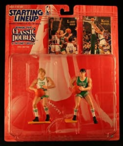 1997 NBA Starting Lineup Classic Doubles - Larry Bird & Kevin McHale - Boston Celtics