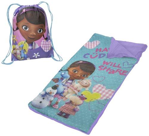 Buy Cheap Disney Doc McStuffins Slumber Bag Set