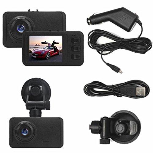 Iuhan® Fashion 1080P HD CAR DVR G-sensor IR Night Vision Vehicle Video Camera Recorder Dash Cam (Car Camera Recorder Battery 1080 compare prices)