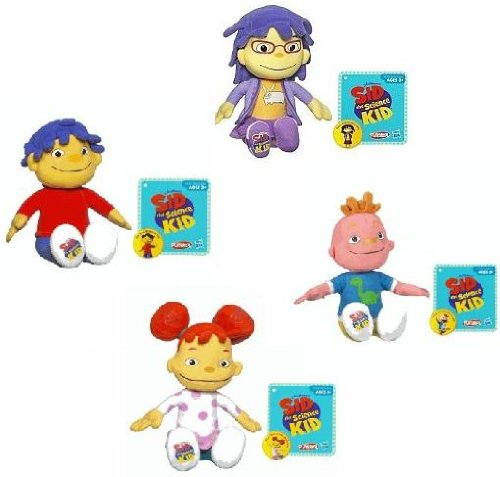 Sid-the-Science-Kid-Plush-Set-of-4-Includes-Sid-Gabriela-Gerald-May
