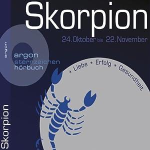 Sternzeichen: Skorpion Hörbuch