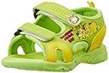 Garfield Boy's Tpr Sandal Green Synthetic Sandals and Floaters  - 7C UK