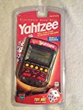 Electronic Handheld Yahtzee - Clear black