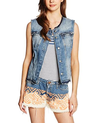 Miss Sixty Gilet Denim [Denim]