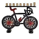 Hanukkah Bicycle Menorah for Chanukah