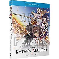 Katana Maidens: Toji No Miko - Part One [Blu-ray]