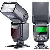 Neewer NW670 / VK750II E-TTL Flash for Canon Rebel T5i T4i T3i T3 T2i T1i SL1, EOS 700D 650D 600D 1100D 550D 500D 100D 6D, 1Ds Mark III, 1Ds Mark II, 5D Mark III, 5D Mark II, 1D Mark IV, 1D Mark III and All Other Canon DSLR Cameras