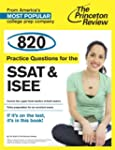 820 Practice Questions for the SSAT &...