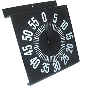 Ergonomic Long Ring Low Vision Timer
