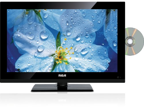 Sale!! RCA DECK185R 19-Inch Class LED Combo Digital TV (Piano black)