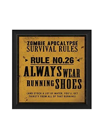 The Artwork Factory Survival Rule No. 26 Print