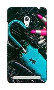 KnapCase Fashion Set Designer 3D Printed Case Cover For Asus Zenfone 5