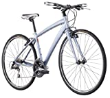 Diamondback Women&#8217;s 2012 Clarity 2  Performance Hybrid Bike (Blue, 17-Inch/ Medium)
