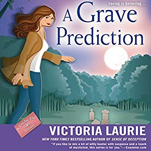 A Grave Prediction Hörbuch