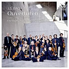Suite No. 2 in B Minor, BWV 1067: IV. Bourr�es I & II alternativement