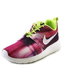 Nike Roshe One Flight Weight (GS) Mesh Running Shoe