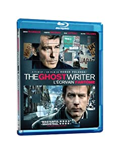The Ghost Writer / L'écrivain fantôme (Bilingual) [Blu-ray]