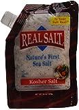 Real Salt Kosher Salt, 16-Ounce