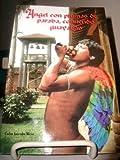 img - for ANGEL CON PLUMAS DE PARABA, COMIENDO GUAYABAS (1997) PAPERBACK book / textbook / text book