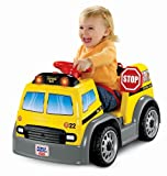 51l6tBY98HL. SL160  Power Wheels Toddler School Bus