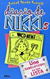 Diario de Nikki 5: Una sabelotodo no tan lista (Diario De Nikki / Dork Diaries) (Spanish Edition)