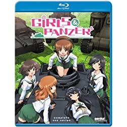Girls Und Panzer Ova Specials [Blu-ray]