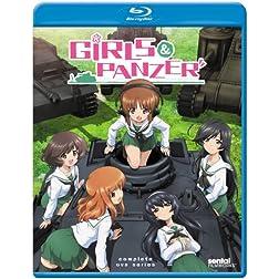 Girls Und Panzer Ova Specials [Blu-ray]