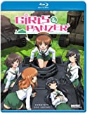 Girls & Panzer: Complete OVA Series [Blu-ray]